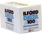 Ilford Delta 100 iso 24 exposure Black & White Camera Film